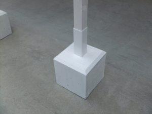 コンクリート立て台