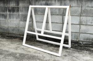 A型木枠スタンド